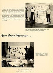 Page 9, 1961 Edition, New Haven High School - Mirage Yearbook (New Haven, IN) online yearbook collection