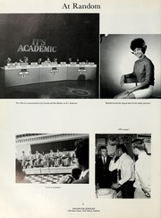 Page 10, 1966 Edition, New Haven High School - Mirage Yearbook (New Haven, IN) online yearbook collection