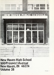 Page 5, 1977 Edition, New Haven High School - Mirage Yearbook (New Haven, IN) online yearbook collection