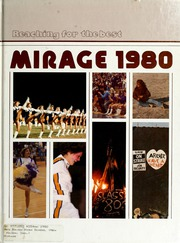 1980 Edition, New Haven High School - Mirage Yearbook (New Haven, IN)