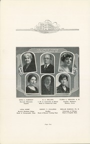 Page 14, 1925 Edition, Manual High School - Mirror Yearbook (Peoria, IL) online yearbook collection