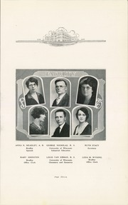Page 15, 1925 Edition, Manual High School - Mirror Yearbook (Peoria, IL) online yearbook collection