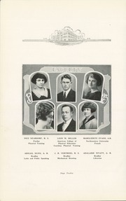Page 16, 1925 Edition, Manual High School - Mirror Yearbook (Peoria, IL) online yearbook collection