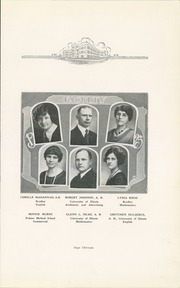 Page 17, 1925 Edition, Manual High School - Mirror Yearbook (Peoria, IL) online yearbook collection