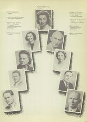 Page 15, 1948 Edition, Manual High School - Mirror Yearbook (Peoria, IL) online yearbook collection