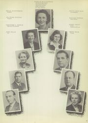 Page 17, 1948 Edition, Manual High School - Mirror Yearbook (Peoria, IL) online yearbook collection