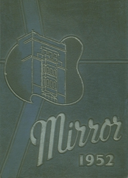 1952 Edition, Manual High School - Mirror Yearbook (Peoria, IL)
