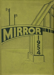 1954 Edition, Manual High School - Mirror Yearbook (Peoria, IL)