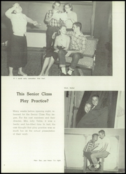 Page 12, 1957 Edition, Manual High School - Mirror Yearbook (Peoria, IL) online yearbook collection