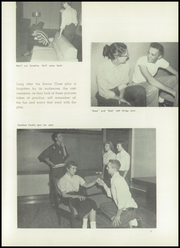 Page 13, 1957 Edition, Manual High School - Mirror Yearbook (Peoria, IL) online yearbook collection