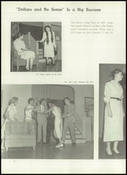 Page 14, 1957 Edition, Manual High School - Mirror Yearbook (Peoria, IL) online yearbook collection