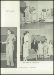 Page 15, 1957 Edition, Manual High School - Mirror Yearbook (Peoria, IL) online yearbook collection