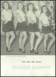 Page 16, 1957 Edition, Manual High School - Mirror Yearbook (Peoria, IL) online yearbook collection