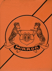 1960 Edition, Manual High School - Mirror Yearbook (Peoria, IL)