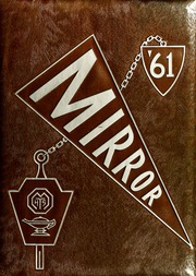1961 Edition, Manual High School - Mirror Yearbook (Peoria, IL)