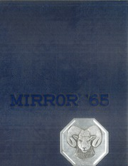 1965 Edition, Manual High School - Mirror Yearbook (Peoria, IL)