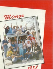 1988 Edition, Manual High School - Mirror Yearbook (Peoria, IL)