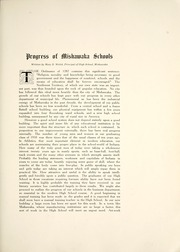Page 17, 1912 Edition, Mishawaka High School - Miskodeed Yearbook (Mishawaka, IN) online yearbook collection