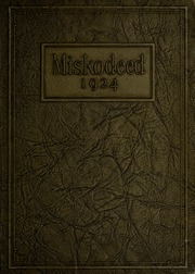 Page 1, 1924 Edition, Mishawaka High School - Miskodeed Yearbook (Mishawaka, IN) online yearbook collection