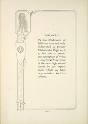 Page 8, 1924 Edition, Mishawaka High School - Miskodeed Yearbook (Mishawaka, IN) online yearbook collection