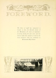 Page 10, 1928 Edition, Mishawaka High School - Miskodeed Yearbook (Mishawaka, IN) online yearbook collection