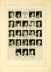 Page 12, 1928 Edition, Mishawaka High School - Miskodeed Yearbook (Mishawaka, IN) online yearbook collection