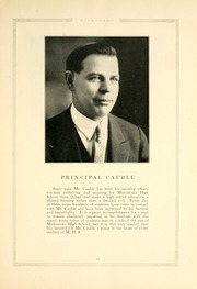 Page 17, 1928 Edition, Mishawaka High School - Miskodeed Yearbook (Mishawaka, IN) online yearbook collection