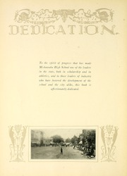 Page 8, 1928 Edition, Mishawaka High School - Miskodeed Yearbook (Mishawaka, IN) online yearbook collection