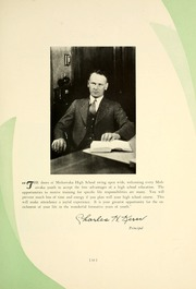 Page 17, 1932 Edition, Mishawaka High School - Miskodeed Yearbook (Mishawaka, IN) online yearbook collection