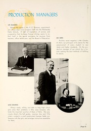 Page 12, 1938 Edition, Mishawaka High School - Miskodeed Yearbook (Mishawaka, IN) online yearbook collection