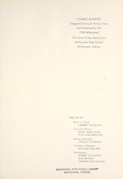 Page 5, 1938 Edition, Mishawaka High School - Miskodeed Yearbook (Mishawaka, IN) online yearbook collection