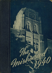 Page 1, 1940 Edition, Mishawaka High School - Miskodeed Yearbook (Mishawaka, IN) online yearbook collection