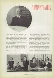 Page 10, 1940 Edition, Mishawaka High School - Miskodeed Yearbook (Mishawaka, IN) online yearbook collection
