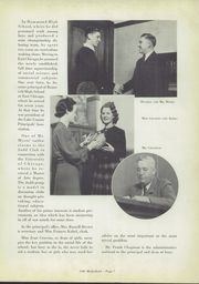 Page 11, 1940 Edition, Mishawaka High School - Miskodeed Yearbook (Mishawaka, IN) online yearbook collection
