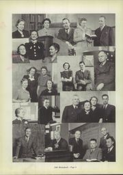 Page 12, 1940 Edition, Mishawaka High School - Miskodeed Yearbook (Mishawaka, IN) online yearbook collection