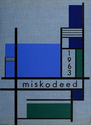 1963 Edition, Mishawaka High School - Miskodeed Yearbook (Mishawaka, IN)