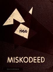 1966 Edition, Mishawaka High School - Miskodeed Yearbook (Mishawaka, IN)
