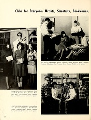 Page 38, 1966 Edition, Mishawaka High School - Miskodeed Yearbook (Mishawaka, IN) online yearbook collection