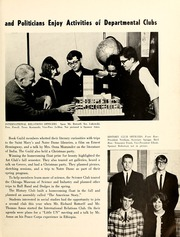 Page 39, 1966 Edition, Mishawaka High School - Miskodeed Yearbook (Mishawaka, IN) online yearbook collection