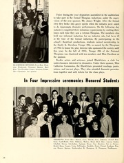 Page 42, 1966 Edition, Mishawaka High School - Miskodeed Yearbook (Mishawaka, IN) online yearbook collection