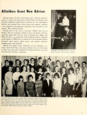 Page 53, 1966 Edition, Mishawaka High School - Miskodeed Yearbook (Mishawaka, IN) online yearbook collection