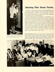 Page 54, 1966 Edition, Mishawaka High School - Miskodeed Yearbook (Mishawaka, IN) online yearbook collection