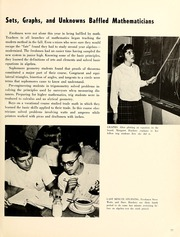 Page 59, 1966 Edition, Mishawaka High School - Miskodeed Yearbook (Mishawaka, IN) online yearbook collection
