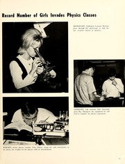 Page 61, 1966 Edition, Mishawaka High School - Miskodeed Yearbook (Mishawaka, IN) online yearbook collection