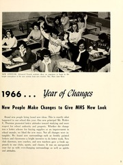 Page 7, 1966 Edition, Mishawaka High School - Miskodeed Yearbook (Mishawaka, IN) online yearbook collection