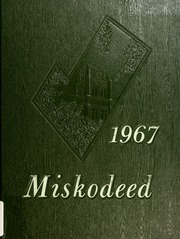 1967 Edition, Mishawaka High School - Miskodeed Yearbook (Mishawaka, IN)