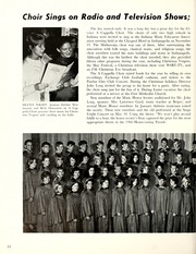 Page 58, 1967 Edition, Mishawaka High School - Miskodeed Yearbook (Mishawaka, IN) online yearbook collection