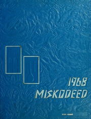 1968 Edition, Mishawaka High School - Miskodeed Yearbook (Mishawaka, IN)