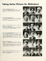 Page 127, 1968 Edition, Mishawaka High School - Miskodeed Yearbook (Mishawaka, IN) online yearbook collection