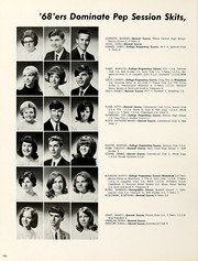 Page 130, 1968 Edition, Mishawaka High School - Miskodeed Yearbook (Mishawaka, IN) online yearbook collection
